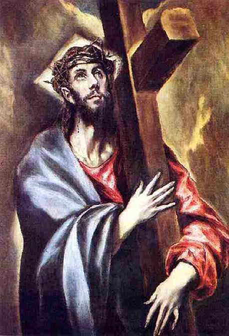 elgrecochristcross