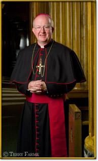 Bishop Kevin Vann of Ft. Worth