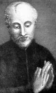 St. Isaac Jogues with missing fingers