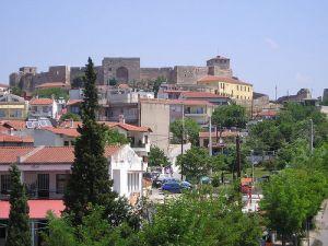 Saloniki, or Thessaloniki--modern Thessalonica