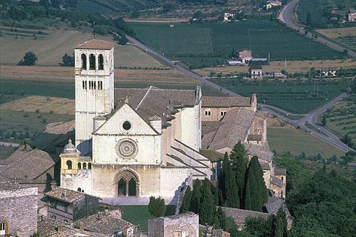 basilicastfrancis