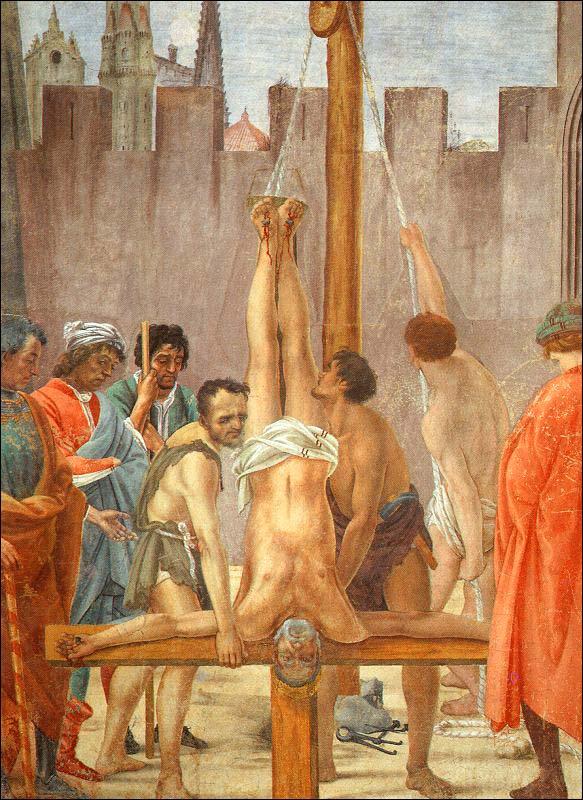 peter-crucifixion