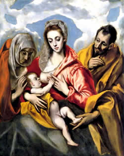 elgreco_holy-family