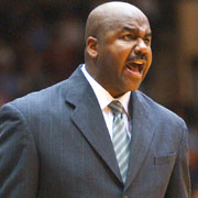 Hoyas' Coach John Thompson III