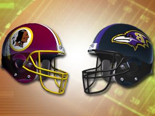 Ravens Redskins