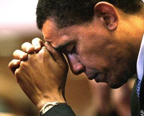 obama-praying