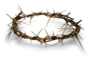 The crown of thorns Pope Pius sent to Jefferson Davis