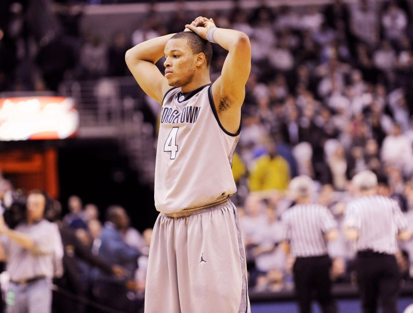 Hoyas now a miserable 4-7 in the Big East