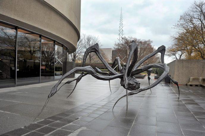 crouching-spider