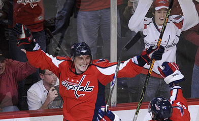 Panthers Capitals Hockey
