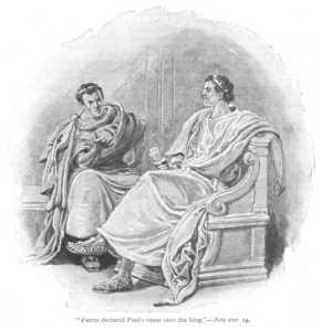 Discussing St. Paul