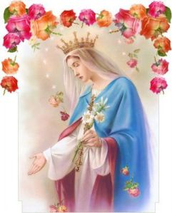 May is our Lady's month