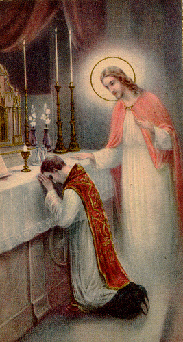 Priesthood Anniversary Homily – Fr  Mark White blog