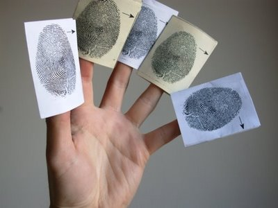 fingerprints hand