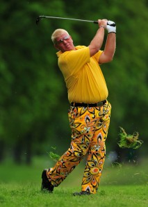 John Daly's pants just get better and better