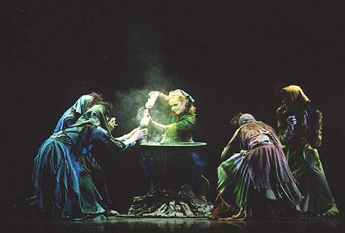 witches of macbeth