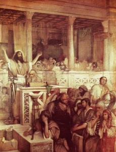 Christ capernaum