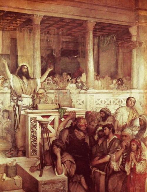 Christ in Capernaum