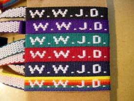 wwjd bracelets