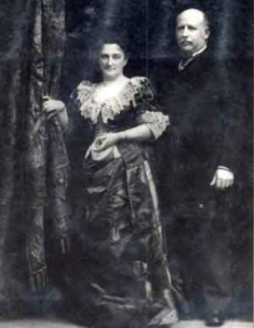Henry and Louisine Havemeyer