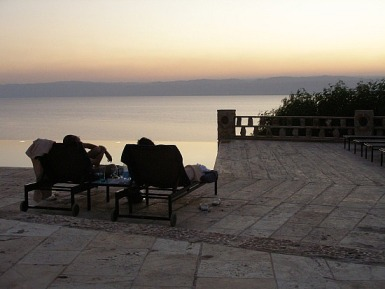Dead Sea these days