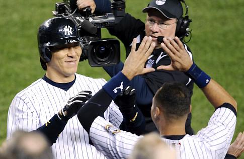 ALDS Game 1 - New York Yankees vs. Minnesota Twins