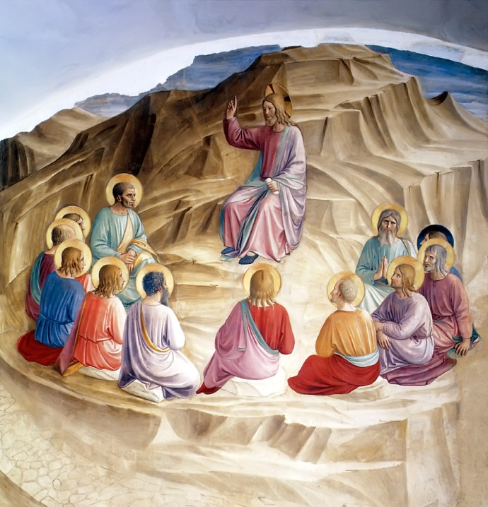 Sermon_on_the_Mount_Fra_Angelico