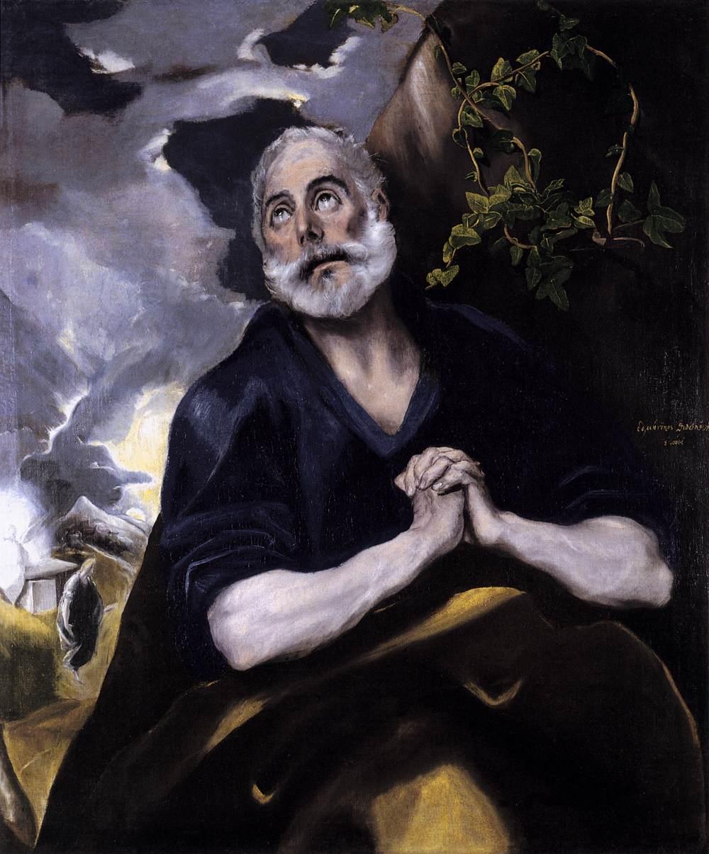 st-peter-in-penitence-el-greco