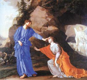 resurrection magdalen