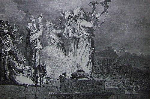 shofar temple feast