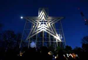 silver roanoke star