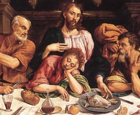 bassano last supper