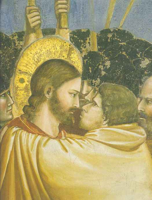 giotto judas