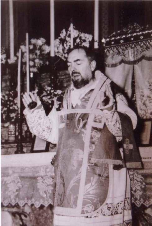 Padre Pio Dominus Vobiscum
