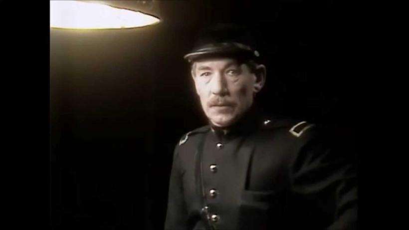 Ian McKellen Iago