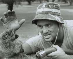 Bill Murray caddy