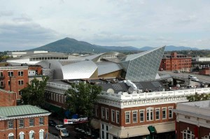 taubman museum in roanoke