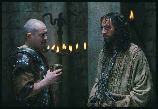 Christ & Pilate