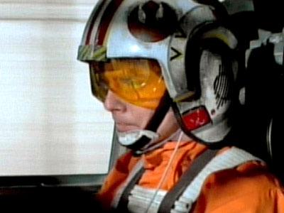 Luke on approach