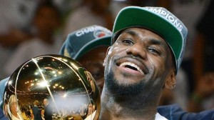Lebron champion