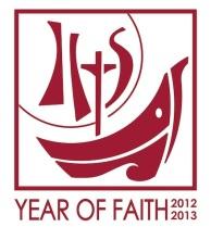 ENGLISH VERSION OF YEAR OF FAITH LOGO