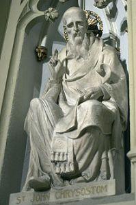 St John Chrysostom in St Patricks