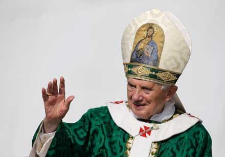 Anno Fidei inauguration Benedict XVI
