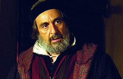 Pacino Shylock