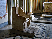 throne of st gregory