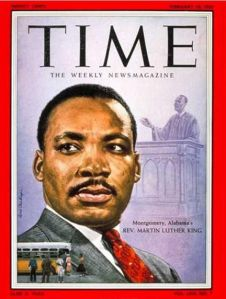 MLK Time magazine