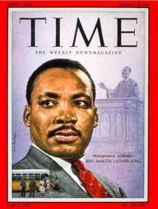 MLK Time magazine