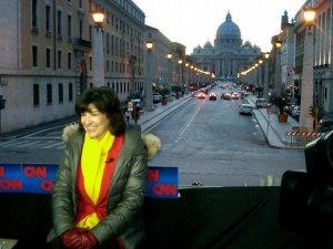 Amanpour Rome