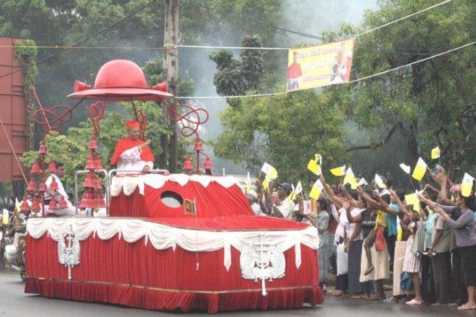 Cardinal Ranjith