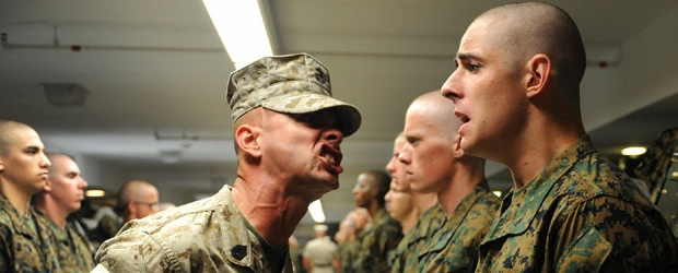 Drill Sergeant Boot Camp